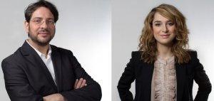 Unsere Partner Markus Küppers (Links) und Carmen Schenkel (Rechts) - Geschäftsführer