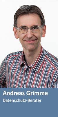 Andreas Grimme, fox-on Datenschutz GmbH