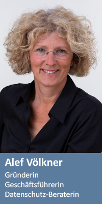 Alef Völkner, Geschäftsführerin,fox-on Datenschutz GmbH